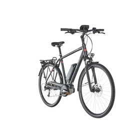 Ortler Tours Nyon E-Trekking Bike black